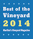 best of vineyard 2014